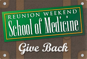 Image: Give Back to the School of Medicine
