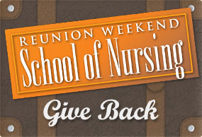 Image: Give back to the school of nursing
