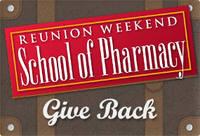 Image: Give back to the school of pharmacy